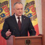 Додон поприветствовал официальное заявление ЕС о признании нового правительства