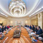 Додон на встрече с Матвиенко выступил за восстановление партнерства парламента Молдовы и Федерального собрания России (ФОТО, ВИДЕО)