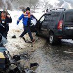 Спровоцировавший смертельную аварию в Бардаре водитель помещён под стражу (ВИДЕО)
