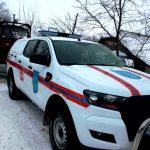 """Школьный автобус, две """"скорые"""" и шесть грузовиков оказались в снежном плену на трассах страны (ВИДЕО)"""