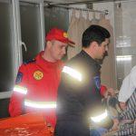 SMURD благополучно доставил пострадавшую в Румынии молдаванку в больницу (ВИДЕО)