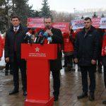 Социалисты инициируют принятие нового Закона о статусе муниципия Кишинев (ВИДЕО)
