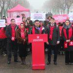 Социалист Бурдужа озвучил предлагаемые им решения для проблем на Чеканах
