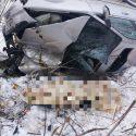 Пожилая женщина погибла в страшном ДТП на трассе (ФОТО)