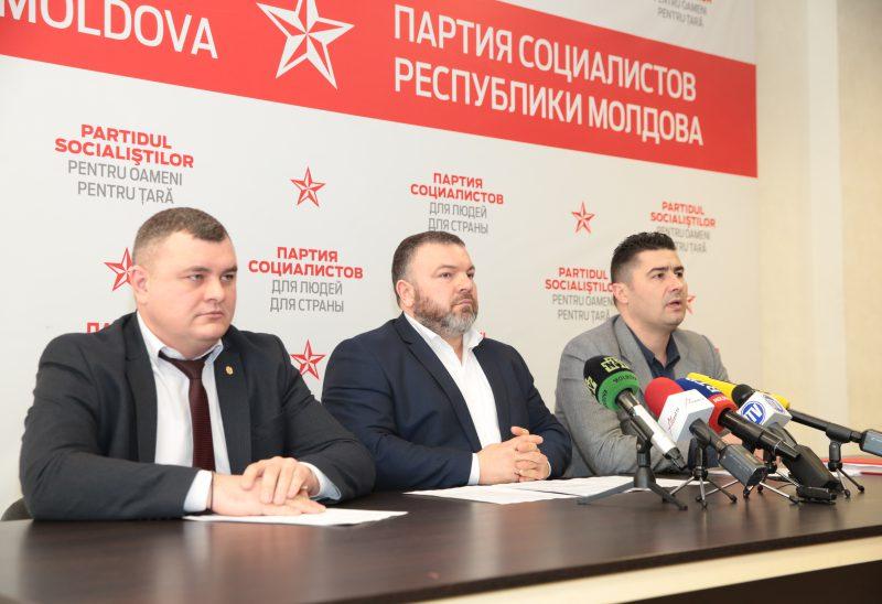 Бюджету Кишинева нанесен ущерб на 44 млн леев. Социалисты идут в суд
