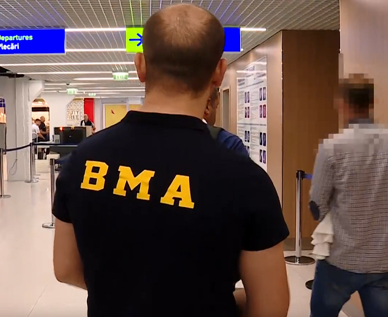 """Разыскиваемый за грабежи молдаванин """"попался"""" на просроченном паспорте (ФОТО)"""