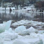 Тает лёд: граждан предупреждают об опасности нахождения вблизи водоёмов