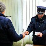 На границе поймали водителя с поддельными правами
