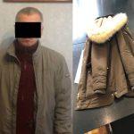 Кража куртки может обернуться для недавно освободившегося жителя столицы новым тюремным сроком (ВИДЕО)