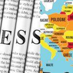 Молдова занимает 81 место в рейтинге свободы прессы (ФОТО)