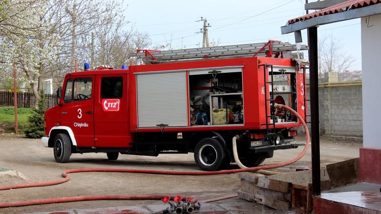 Трагедия в Леова: при пожаре погибли трое, в том числе ребёнок
