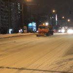 Сюрпризы погоды: ситуация на дорогах столицы к этому часу (ФОТО)