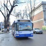 Важно знать: маршруты трех троллейбусов и одного автобуса в Кишиневе изменятся с понедельника