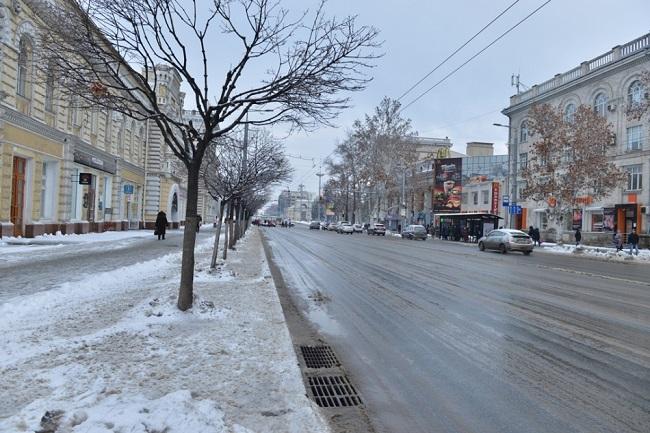 Ситуация на дорогах столицы: на линию вышло 311 троллейбусов и 89 автобусов