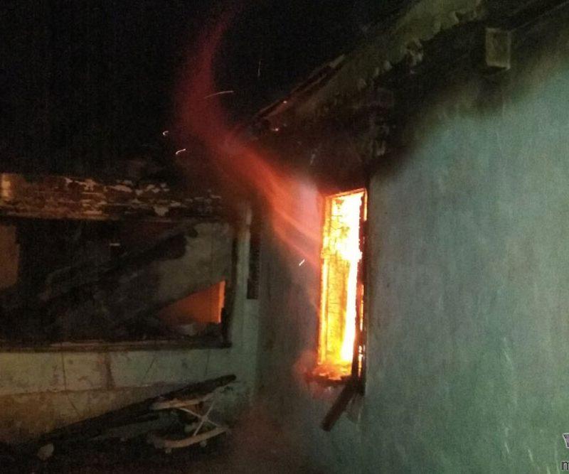 За три дня в Слободзейском районе произошли два возгорания (ФОТО)