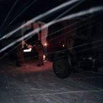 Трём жителям Рыбницы, застрявшим на авто в снегу, понадобилась помощь спасателей (ФОТО)