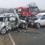 Два человека пострадали в серьезной аварии на трассе (ФОТО)
