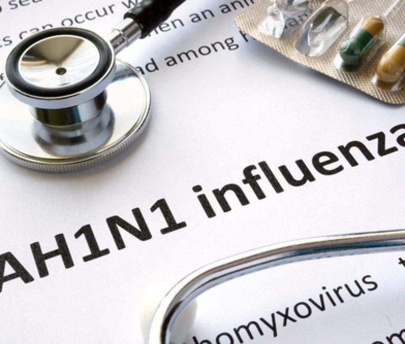 Вирус гриппа AH1N1 унёс жизни шестерых человек