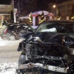 Серьёзная авария произошла в центре столицы: есть пострадавшие (ФОТО, ВИДЕО)
