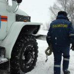 Непогода в Молдове: как обстоит ситуация на дорогах