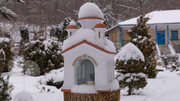 В выходные жителей ожидают гололёд и мокрый снег