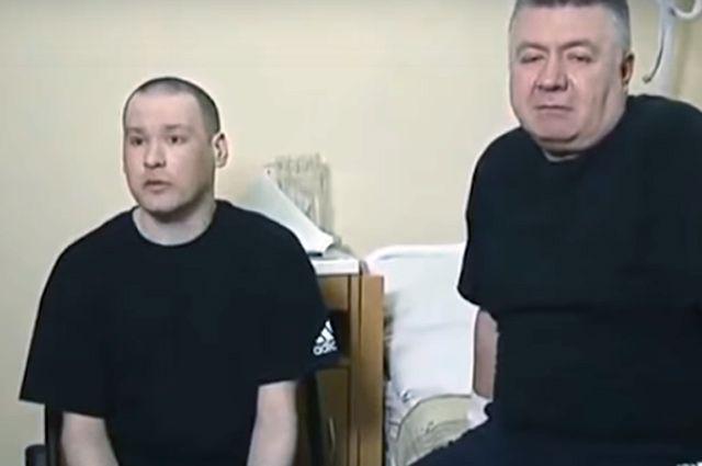 Освобожденные из плена в Афганистане молдавские пилоты вернулись домой