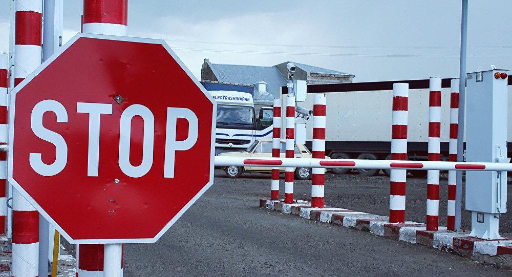 Пограничная полиция рассказала о количестве нарушений на границе за сутки