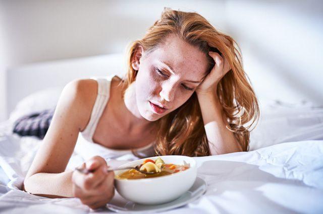 Белок как лекарство. Какие продукты помогут быстрее вылечить грипп