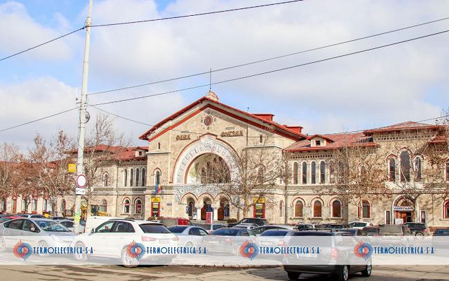 Ж/Д вокзал Кишинёва остался без отопления из-за аварии: здание срочно подключают к централизованной системе