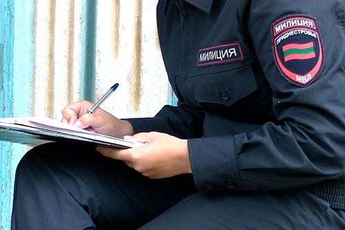 Позарился на имущество соседа: задержан несовершеннолетний житель Тирасполя