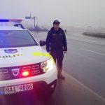 Внимание, водители! Осадки и туман усложняют условия движения
