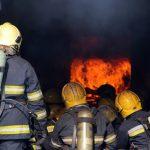 Пожар в Окнице: загорелся заброшенный дом (ВИДЕО)