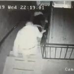 «Полиция мне не помогла»: женщина кинула «клич» в соцсети с просьбой помочь найти парня, столкнувшего её с лестничной площадки (ВИДЕО)