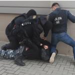 Полиция задержала членов преступной группировки, подозреваемых в шантаже (ФОТО, ВИДЕО)