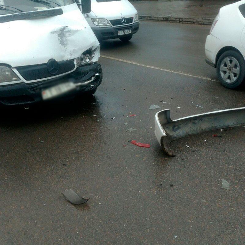 Дорожные происшествия в Приднестровье: 6 аварий за сутки (ФОТО)