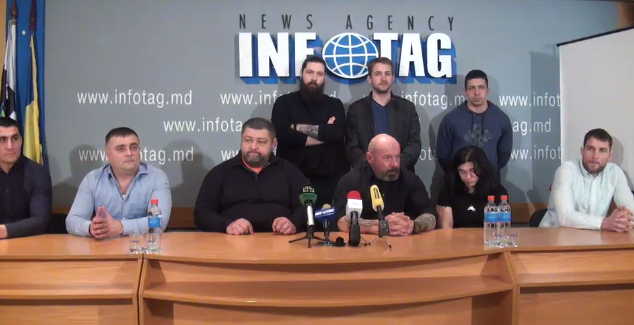"""Молдавские спортсмены выбирают """"звезду"""" и призывают граждан голосовать за социалистов (ВИДЕО)"""