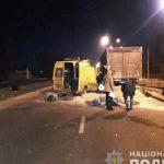Трое граждан Молдовы погибли в страшном ДТП в Виннице (ФОТО)