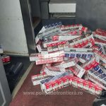 Молдаванин спрятал в автобусе и пытался незаконно вывезти почти 50 000 сигарет (ФОТО)