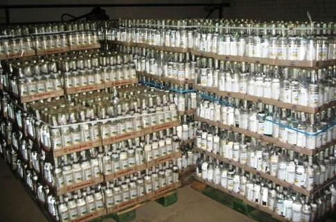 В Херсоне задержали молдавскую контрабанду спирта на 4 миллиона
