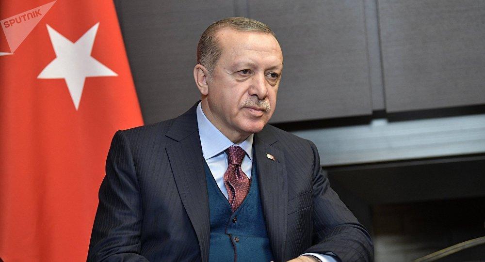 Гречаный поздравила Эрдогана с днем рождения