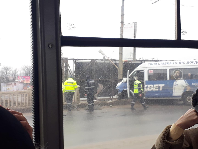 Подробности ДТП на Измаильском мосту: и водитель, и пассажиры были пьяны