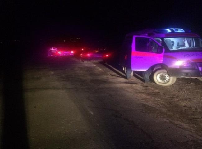 В Сынджерейском районе шедшего по обочине пенсионера насмерть сбил автомобиль (ФОТО)