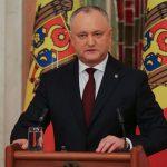 Додон может созвать первое заседание нового парламента уже на следующей неделе (ФОТО)