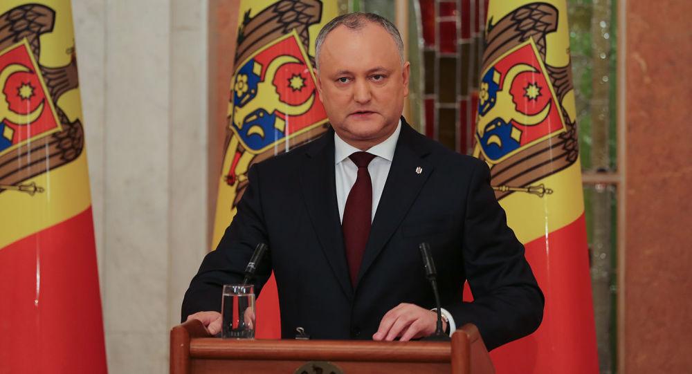 Додон: Сегодня – исторический день для Молдовы!