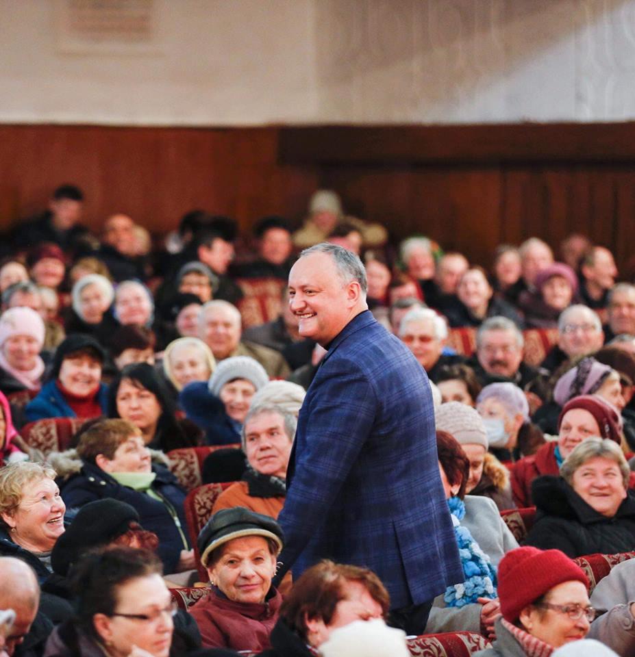 Официально: Игорь Додон зарегистрирован кандидатом на президентских выборах