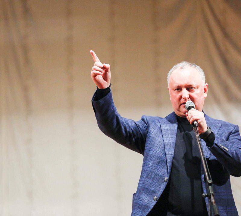 Додон: Все антироссийские действия властей напрямую связаны с парламентскими выборами (ВИДЕО)