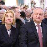 Додон принял участие в мероприятиях по случаю 5-летия референдумов в Гагаузии (ФОТО)