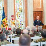 Додон наградил группу ветеранов войны в Афганистане (ФОТО)