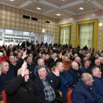 В Тараклии состоялась вторая за сегодня встреча президента с гражданами: зал заполнили около 500 человек (ФОТО, ВИДЕО)