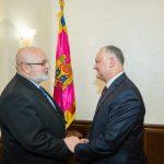 Додон обсудил предстоящие выборы с членами Миссии ОБСЕ (ФОТО)